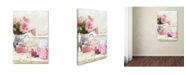 "Trademark Global The Macneil Studio 'Close Up Dress Table' Canvas Art - 24"" x 16"" x 2"""