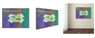 "Trademark Global Tammy Kushnir 'The Best' Canvas Art - 19"" x 14"" x 2"""