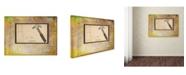 """Trademark Global Tammy Kushnir 'H is For Hammer' Canvas Art - 47"""" x 35"""" x 2"""""""