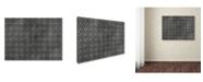 "Trademark Global Jean Plout 'Queen Bee 3' Canvas Art - 19"" x 14"" x 2"""