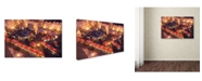 "Trademark Global Robert Harding Picture Library 'Festival 101' Canvas Art - 32"" x 22"" x 2"""