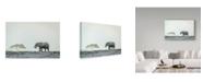 "Trademark Global Jeffrey C. Sink 'Monochromatic Color' Canvas Art - 24"" x 16"" x 2"""