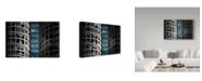 "Trademark Global Vladi Garcia 'The Man Of Third Floor' Canvas Art - 19"" x 2"" x 12"""