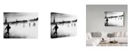 "Trademark Global Thierry Boitelle 'Mist Of Enjoyment' Canvas Art - 47"" x 2"" x 35"""