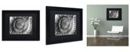 "Trademark Global Moises Levy 'Amonita 2' Matted Framed Art - 11"" x 14"" x 0.5"""