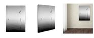 "Trademark Global Moises Levy 'Flying' Canvas Art - 47"" x 35"" x 2"""