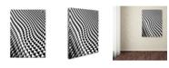 "Trademark Global Wayne Pearson 'A Slight Twist To The Story' Canvas Art - 32"" x 24"" x 2"""