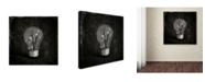 "Trademark Global Igor Genovesi 'The Tree' Canvas Art - 18"" x 18"" x 2"""