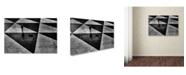 "Trademark Global Ihyabozkurt 'Sergelstorg' Canvas Art - 47"" x 30"" x 2"""