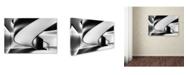 "Trademark Global Darren Kelland 'Staircase' Canvas Art - 32"" x 22"" x 2"""