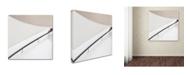 """Trademark Global Jeroen Van De 'The Hand' Canvas Art - 35"""" x 35"""" x 2"""""""