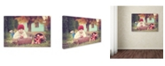 "Trademark Global Tatyana Tomsickova 'Apple Season' Canvas Art - 47"" x 30"" x 2"""