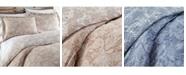Southshore Fine Linens Perfect Paisley Down Alt 3 Piece Reversible Comforter Set, Twin/Twin XL