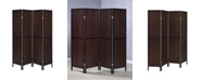 Coaster Home Furnishings Harlem 4-Panel Folding Screen