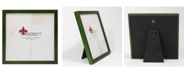 """Lawrence Frames Green Wood Picture Frame - Gallery Collection - 8"""" x 8"""""""