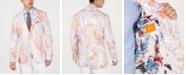 Tallia Men's Slim-Fit Printed Sequin Sport Coat