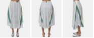 O'Neill Juniors' Stella Striped Midi Skirt