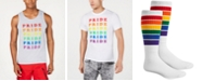 INC International Concepts INC Unisex Pride Collection, Benefiting the Trevor Project