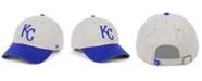 '47 Brand Kansas City Royals Gray 2-Tone CLEAN UP Cap