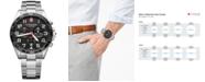Victorinox Swiss Army Men's Chronograph FieldForce Stainless Steel Bracelet Watch 42mm