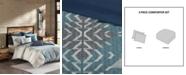 INK+IVY Nova Full/Queen Cotton Printed Comforter Mini Set