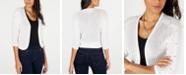 Thalia Sodi Studded Pointelle Cardigan, Created for Macy's