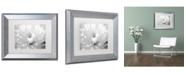 """Trademark Global PIPA Fine Art 'Infrared Flower 2' Matted Framed Art - 11"""" x 14"""""""