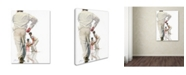 "Trademark Global The Macneil Studio 'Bowler' Canvas Art - 14"" x 19"""