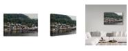 "Trademark Global Mitch Catanzaro 'Ketchikan' Canvas Art - 16"" x 24"""