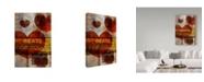 """Trademark Global John W. Golden 'Beats For You' Canvas Art - 16"""" x 24"""""""