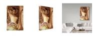"Trademark Global Sharon Forbes 'Reflection' Canvas Art - 16"" x 24"""