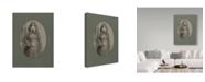 "Trademark Global J Hovenstine Studios 'Bloodhound' Canvas Art - 18"" x 24"""