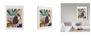 "Trademark Global Jan Panico 'Flea Season' Canvas Art - 24"" x 32"""