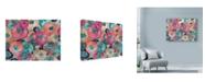 "Trademark Global Marietta Cohen Art And Design 'Colorful Poppies' Canvas Art - 24"" x 18"""
