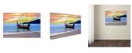 "Trademark Global Mark Ashkenazi 'Img 8222B2' Canvas Art - 22"" x 32"""