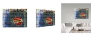 """Trademark Global John W. Golden 'Hello Friend' Canvas Art - 35"""" x 47"""""""