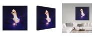 "Trademark Global Kirk Reinert 'La Lumiere' Canvas Art - 35"" x 35"""