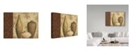 "Trademark Global Lisa Audit 'Vases II' Canvas Art - 35"" x 47"""