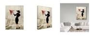 """Trademark Global Steve Henderson 'Ny Girl' Canvas Art - 35"""" x 47"""""""