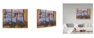 "Trademark Global William Breedon 'Season Of Peace' Canvas Art - 35"" x 47"""