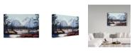 "Trademark Global William Breedon 'Untitled' Canvas Art - 30"" x 47"""