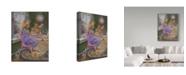 """Trademark Global Tricia Reilly-Matthews 'Heart To Heart' Canvas Art - 24"""" x 32"""""""