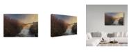 "Trademark Global Jason Matias 'Croton Falls' Canvas Art - 47"" x 30"""