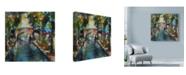 "Trademark Global Solveiga 'Holland 1' Canvas Art - 35"" x 35"""