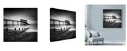 "Trademark Global Nina Papiorek 'Selsey Lifeboat Station 1' Canvas Art - 35"" x 35"""