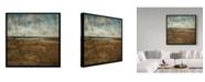 "Trademark Global John W. Golden 'Mason Boro Landscape' Canvas Art - 14"" x 14"""