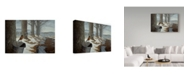 "Trademark Global Wilhelm Goebel 'March Into Spring' Canvas Art - 12"" x 19"""