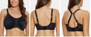 Elomi Full Figure Energise Moisture Wicking Underwire Sports Bra EL8041, Online Only