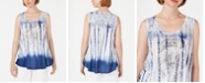 Style & Co Petite Swing Tank Top, Created for Macy's
