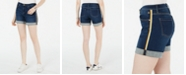 Tommy Hilfiger Side-Striped Denim Shorts, Created for Macy's